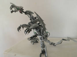 Creatures: Titanoraptor by Barrelex