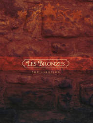 Les Bronzes logo by Mood-man