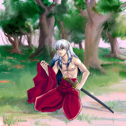 Transform -Inuyasha for Nimbus by nillia