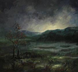 Midgewater Marshes by kuliszu