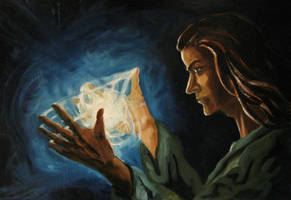 The making of the Silmarils by kuliszu
