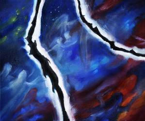 Ainulindale: Turbulence by kuliszu