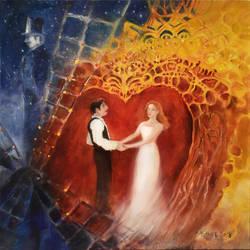 Moulin Rouge by kuliszu