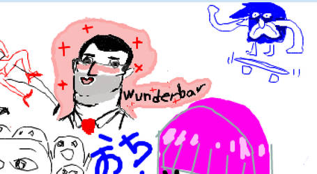 First time on iScribble in a year... by demons-for-the-needy