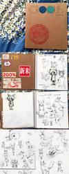 my sketchbook by Sout