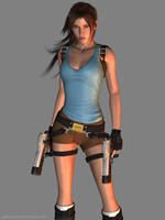 Lara by Pedro-Croft