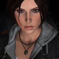 Croft Lara by Pedro-Croft