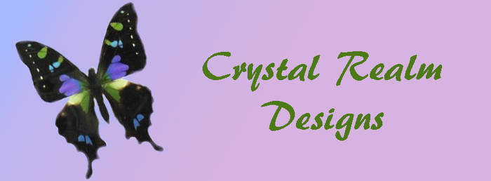 Crystal Realm Designs Facebook Cover Image by Duches77