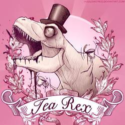 Tea Rex by HuggleMistress