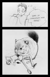 Like, what if? by HuggleMistress