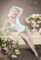 Vintage Bride by LadyMarlene