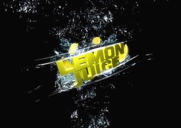 Lemon Juice by hstudios
