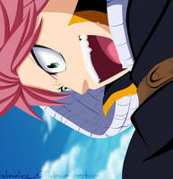 Fairy Tail 352 - Natsu Dragneel by Shmeling177