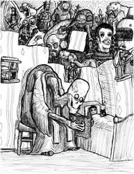Story Teller by William-John-Holly