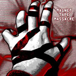 Magnet Tape Massacre Album Cover by William-John-Holly