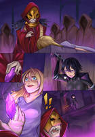 Ninja and the Dark cults p2 by ibenz009