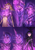 Ninja and the Dark cults p6 by ibenz009