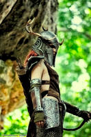 Young Draugr by LyddiDesign