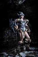 Dragonborn by LyddiDesign