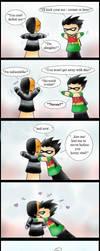 'Robin x Slade' by Knorke-chan