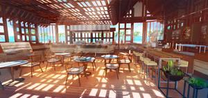 Cafeteria1 by Zydaline