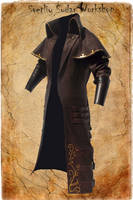 Witch Hunter's longcoat by Svetliy-Sudar