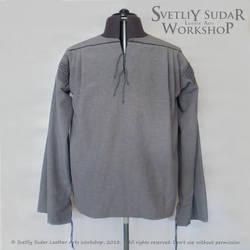 Aragorn Grey Shirt (replica) by Svetliy-Sudar
