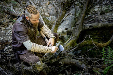 Ragnar Lothbrok Cosplay by Svetliy-Sudar