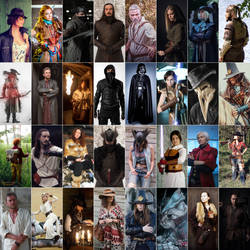 Our leatherworks...since 2013 by Svetliy-Sudar