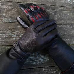 Two gloves...One Story... by Svetliy-Sudar