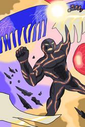 Geum vs Galeem by finalmaster24