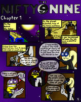 The Nifty Nine V1C1P1 by JumpieComics