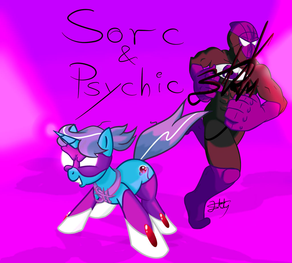 Sorc And Psychic by JumpieComics