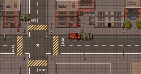 Main Street by xXTragicAngelXx