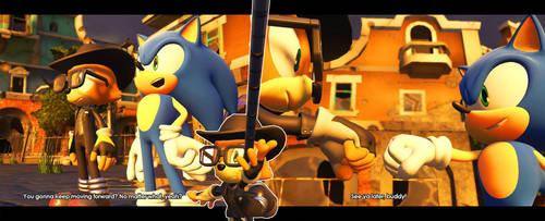 Sonic Forces: Dusk by LBDNytetrayn
