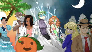 Pumpkin Online Fanart Contest Entry by RevyOwls