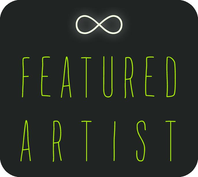 Featured Artist badge.