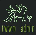TWWM Admin Badge by Esk-Masterlist