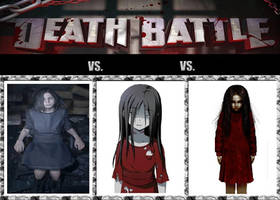 Eveline vs Sachiko vs Alma Wade by NightmareOnElmStFan