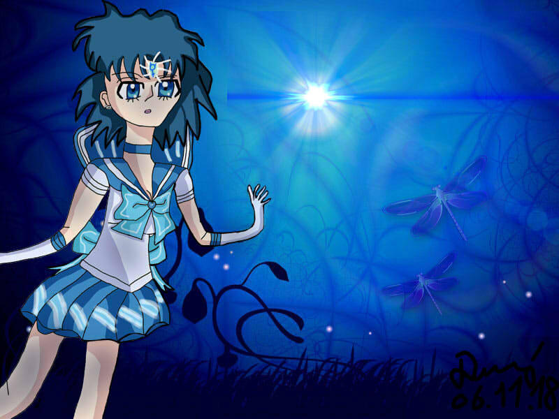 Sailor mercury 06.11.18 by Alina20117