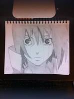 Sasuke Uchiha by Avilionv