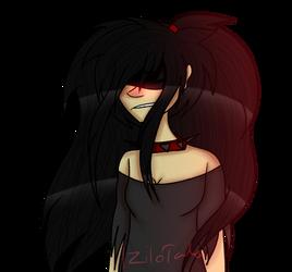 [UnderMess] Nikki le blushing girl by IziloTale