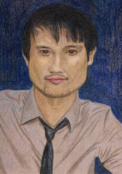 Kevin Tran by wincestsister