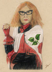 Myrtle Snow by wincestsister