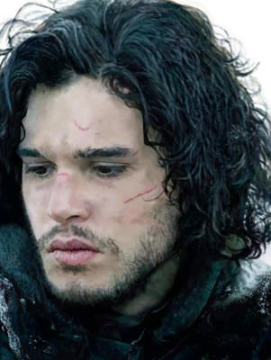 Jon Snow - Scars by wincestsister