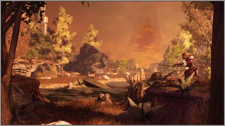 Forgotten world by Axiom-Anetheon