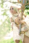 arcana elf by oruntia