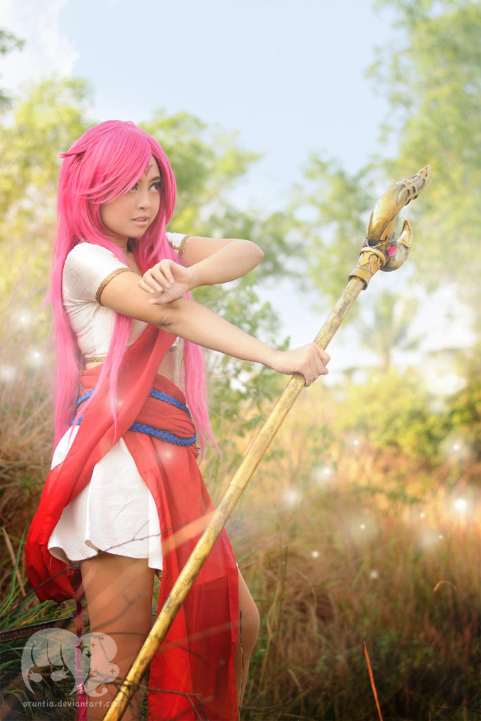 MAGI : At Your Side Always by oruntia
