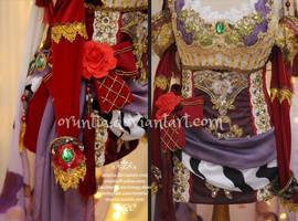Sakizou Terra Branford Details by oruntia