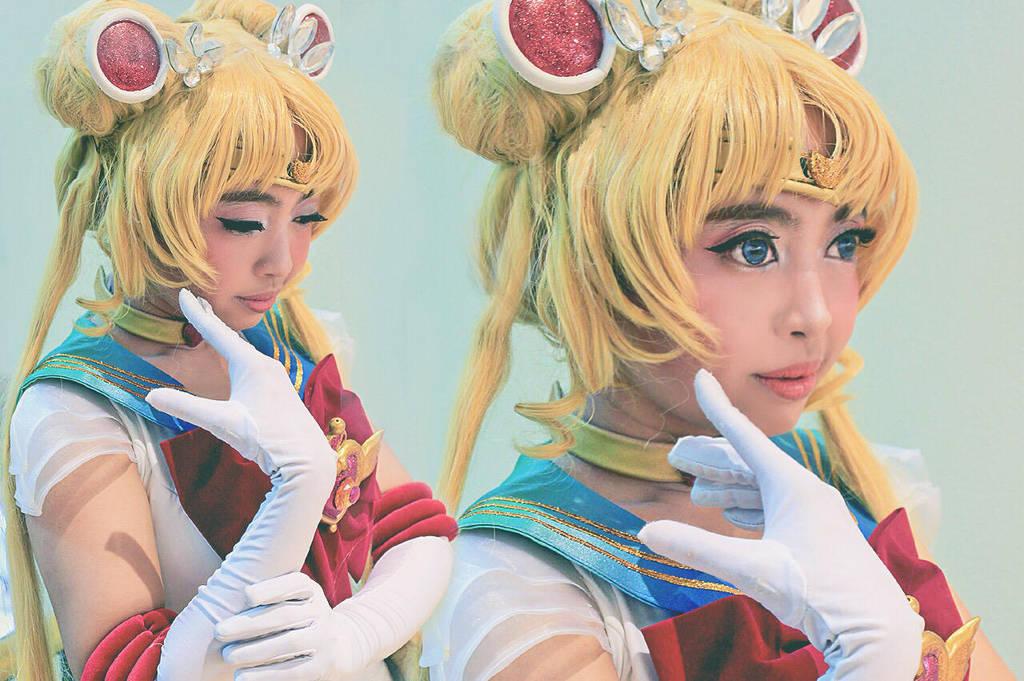 Sailor Moon : Super Sailor Moon by oruntia